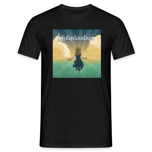 Lyhdynkantaja - Logo - Miesten t-paita