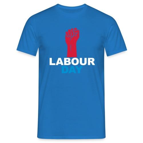 Labour day - Men's T-Shirt