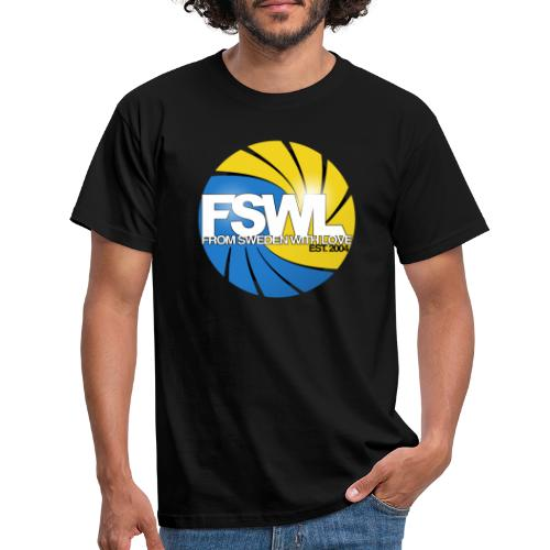 From Sweden With Love (FSWL) - T-shirt herr