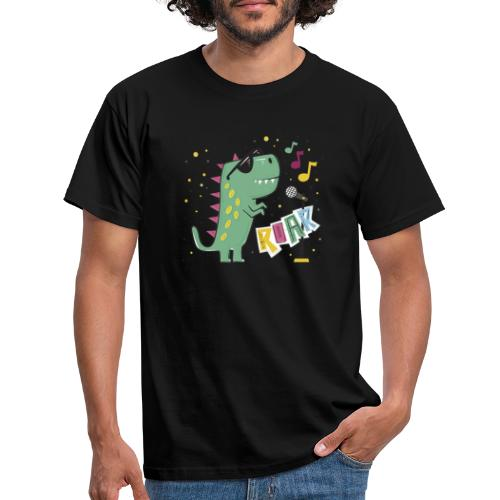 DINO MUSIC 1 - Camiseta hombre