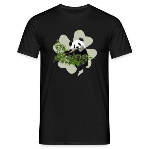 My lucky Panda - T-shirt Homme