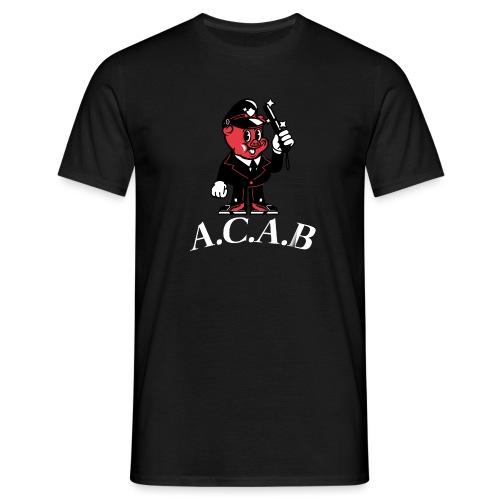 A.C.A.B - T-shirt Homme