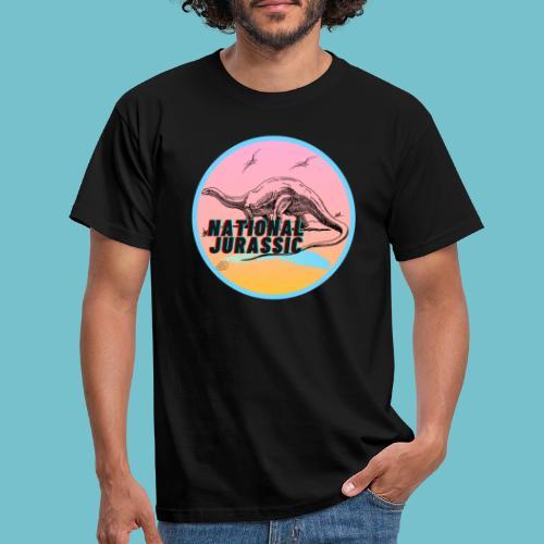 National Jurassic - Men's T-Shirt