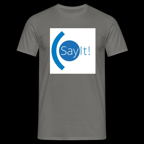 Sayit! - Men's T-Shirt