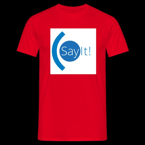 Sayit! - Men's T-Shirt