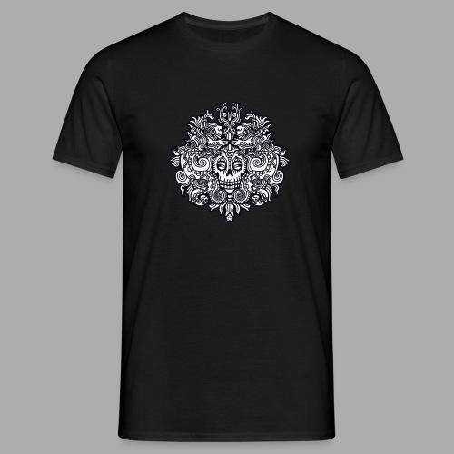 xibalba black - Men's T-Shirt