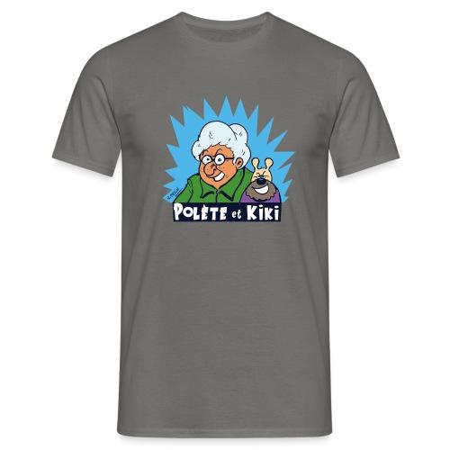 tshirt polete et kiki - T-shirt Homme