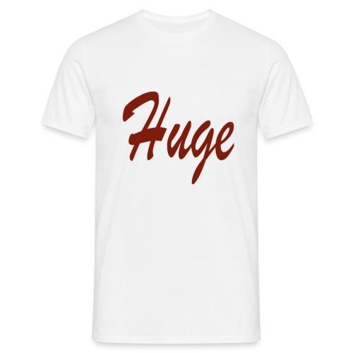 hugekleineletters png - Mannen T-shirt