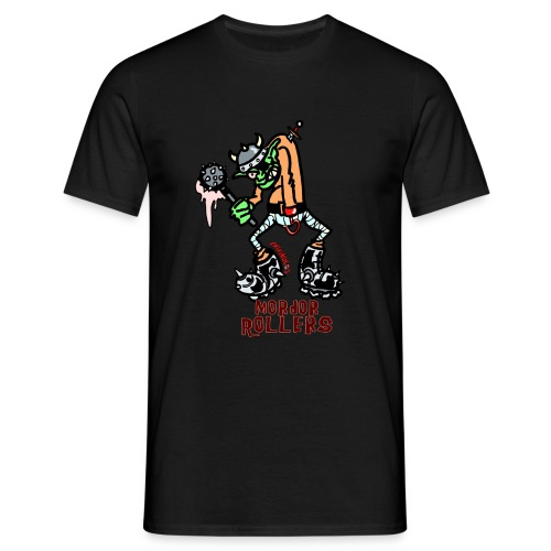 Mordor Rollers - Camiseta hombre