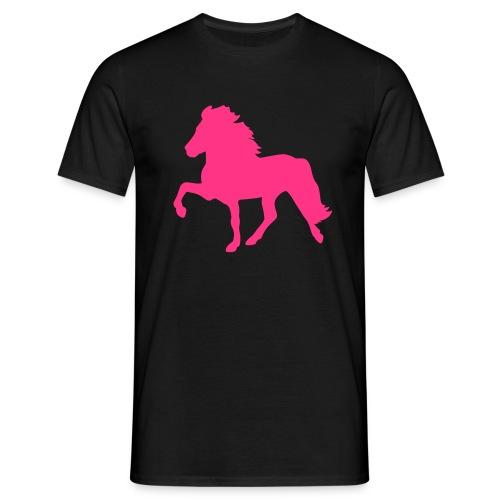 Tölter - Männer T-Shirt