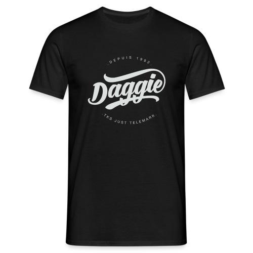 Daggies LOGO Serigraphie blanc - T-shirt Homme