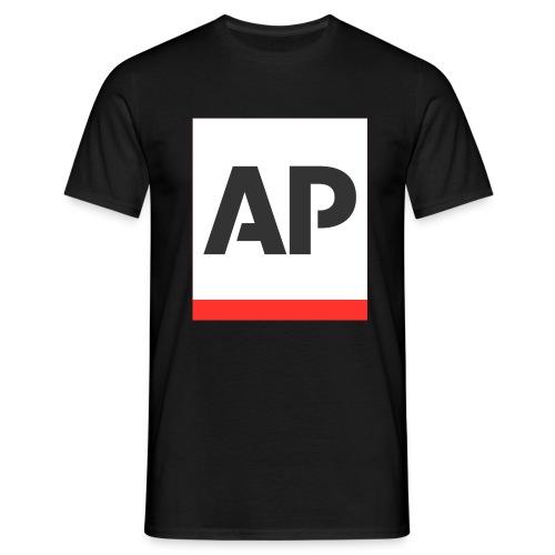 Arjan power logo voor op kleding - Mannen T-shirt