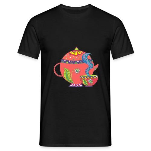 L'heure du thé - T-shirt Homme
