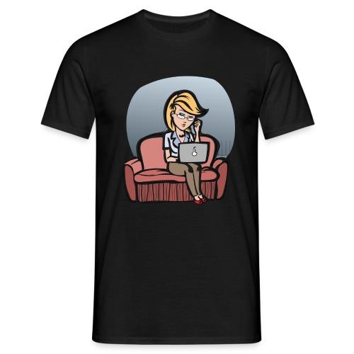 Internet - Männer T-Shirt