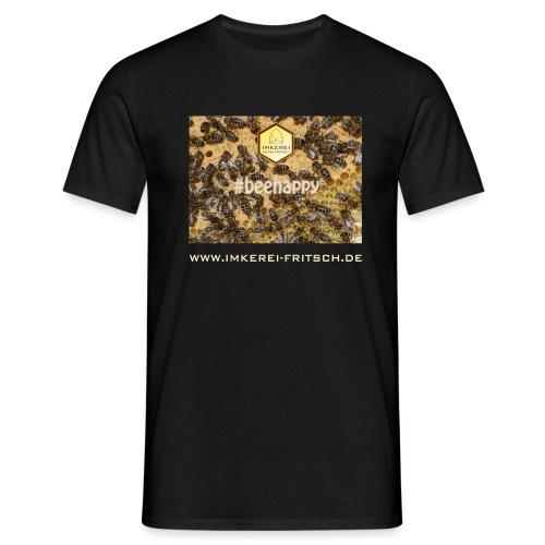 beehappy ikf www - Männer T-Shirt