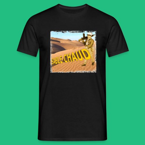 sable chaud - T-shirt Homme