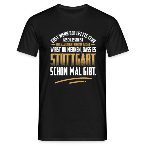 Rette Berlin ;) - Männer T-Shirt