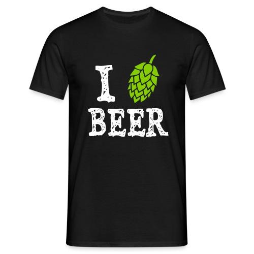 Tshirt-ILoveBeer - T-shirt Homme