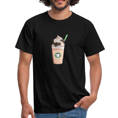 Catpuccino bright - Men's T-Shirt