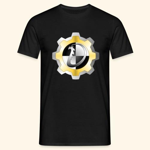 Team DSC logo - Men's T-Shirt