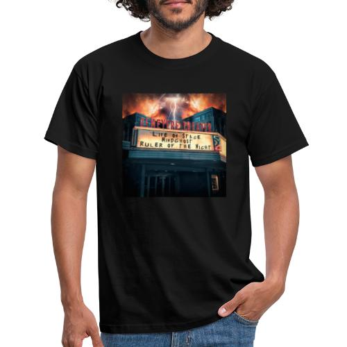 Ruler of the night album - T-shirt herr