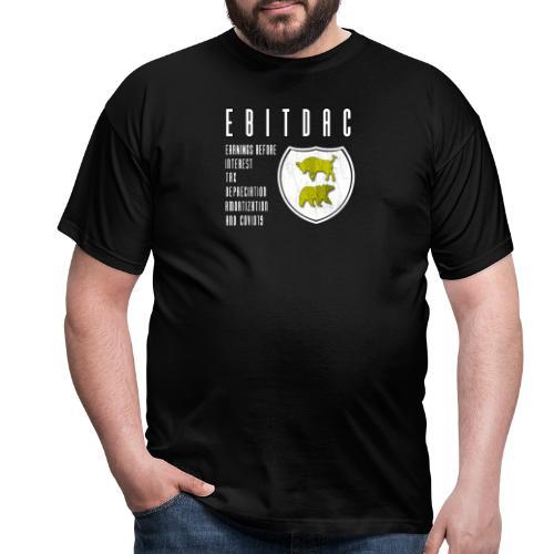EBITDAC - Vintage - T-shirt herr
