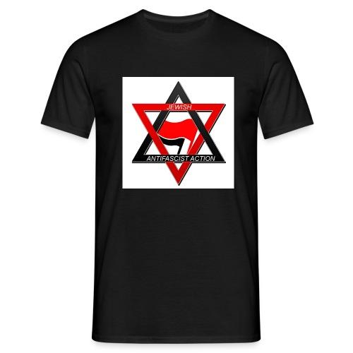Jewish Antifascist Action - Men's T-Shirt