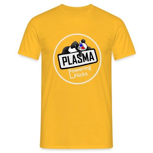 Plamsa Logga - T-shirt herr