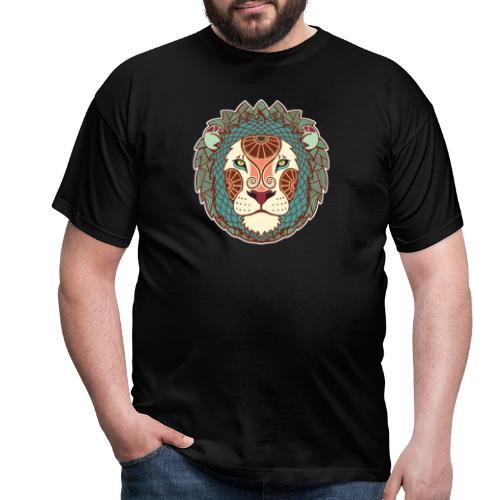 Leone - Maglietta da uomo