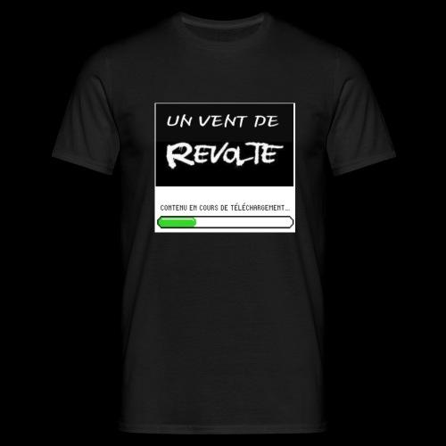 Un vent de révolte - T-shirt Homme