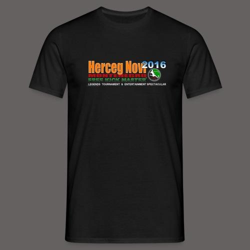 FKM Herceg Novi 2016 Logo - Men's T-Shirt