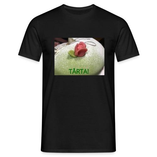 Tårta! - T-shirt herr