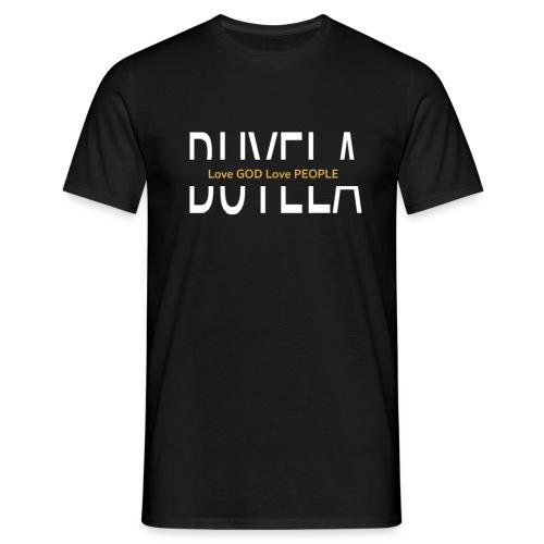 Love God middle B - Männer T-Shirt
