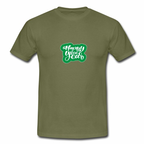 flubbers new year - Männer T-Shirt