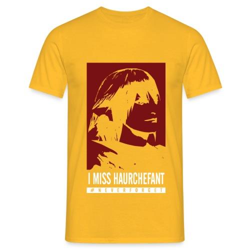 haurchefant01 png - Men's T-Shirt
