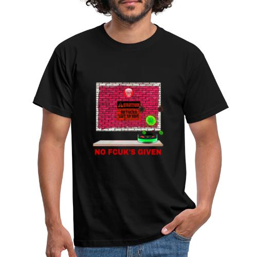 The Red Button - Men's T-Shirt