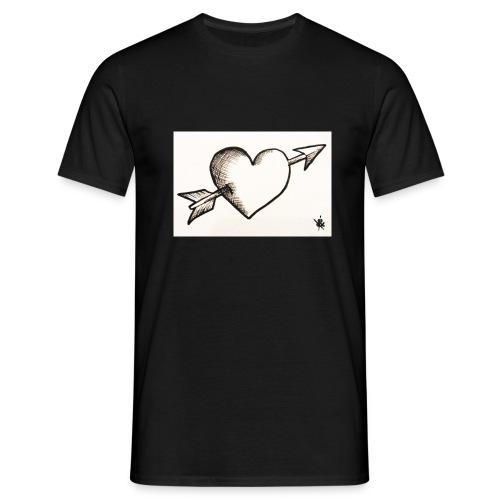 Break Heart - T-shirt Homme