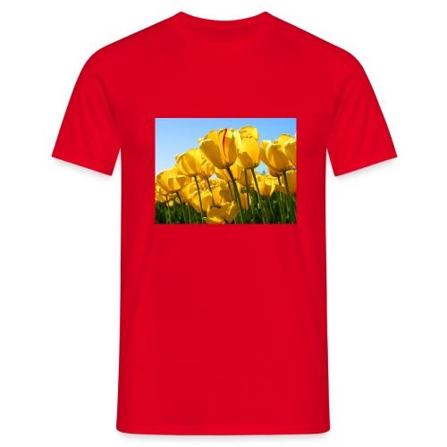 de natuur - Mannen T-shirt