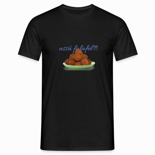 Asså Falafel!!! - T-shirt herr