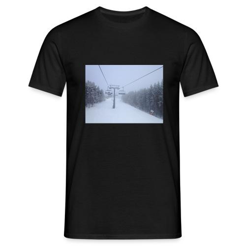 snow - Mannen T-shirt
