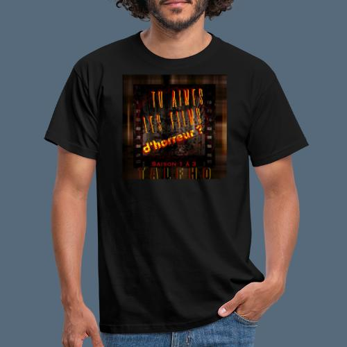 Talfho Logo Vintage Saison 3 - T-shirt Homme