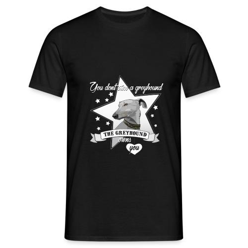 The Greyhound - T-shirt herr