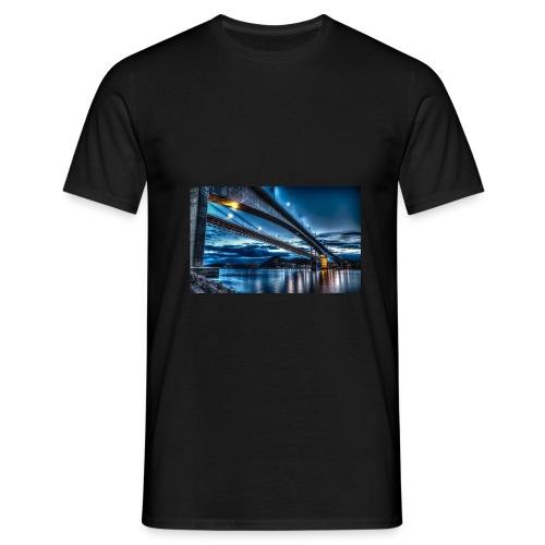 kristiansand yorkers - Men's T-Shirt
