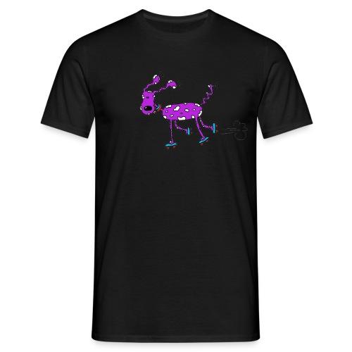 afbeelding rollerhondx copy - Mannen T-shirt