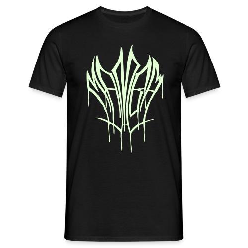 Black Mamba - Miesten t-paita