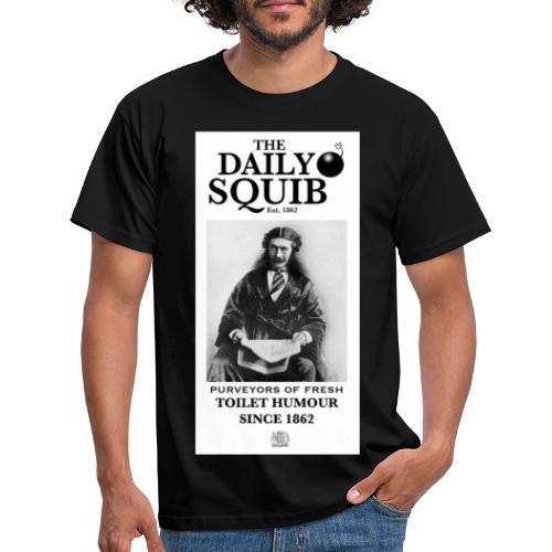 squibtoilet2000a - Men's T-Shirt