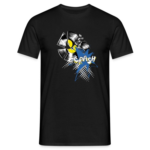 congstar crash lp - Männer T-Shirt