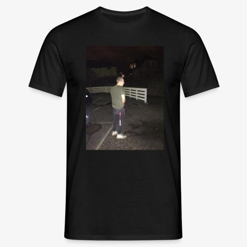 URIN // JANKI - T-skjorte for menn
