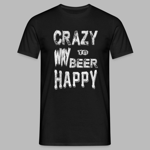 CrazyWay png - T-shirt Homme