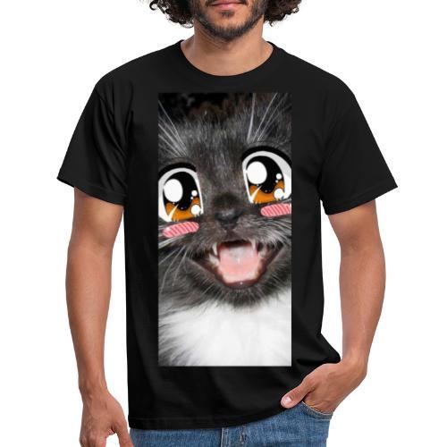Anime Style - Männer T-Shirt
